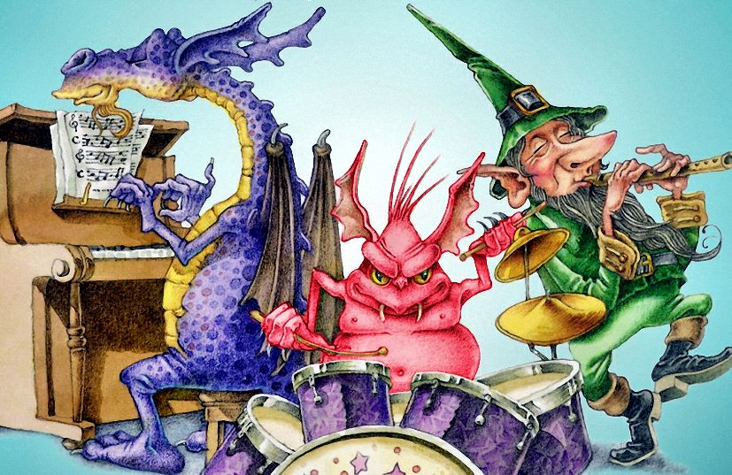 Книгу Ведьма Пачкуля Или Магия Вредных Привычек