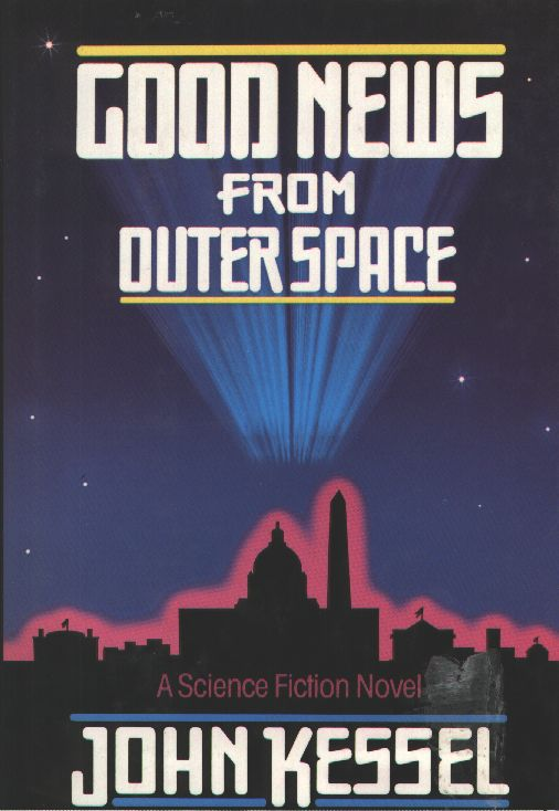 an analysis of the second coming in good news from outer space by john kessel