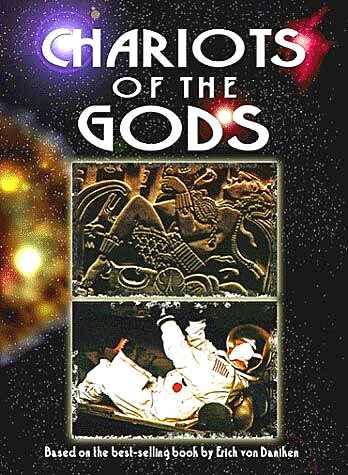 Колесницы богов в 2-х частях / Erinnerungen an die Zukunft / Chariots of the Gods (1970) DVDRip